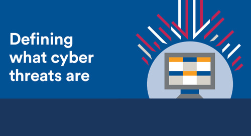 What security professionals need to know about cybercrimes and cyber threats