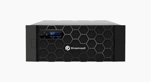 Streamvault SVS-7000E NAS