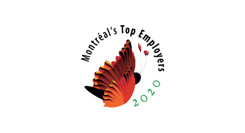 Top employer in Montreal for 2020