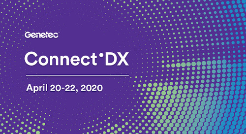 Genetec Connect'DX : about the live and on-demand sessions