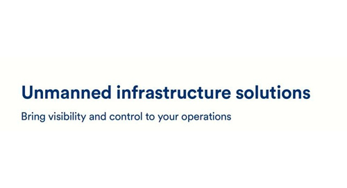 Unmanned Infrastructure solutions