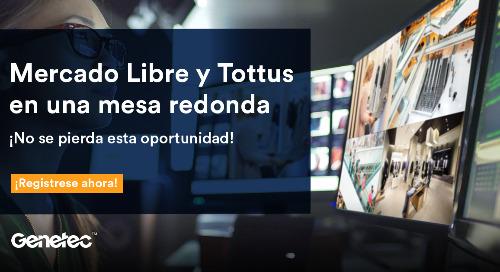 Mercado Libre y Tottus en una mesa redonda | 04 de agosto de 2020