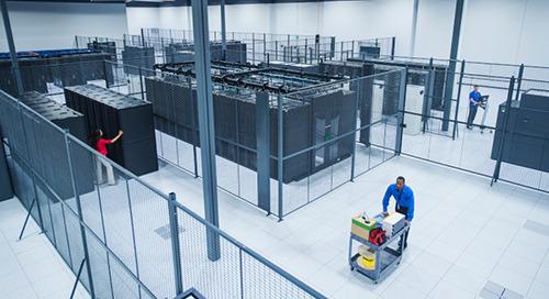 Genetec data center portfolio
