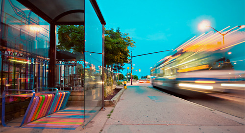 How Canadian mass transit agencies can benefit from collaboration