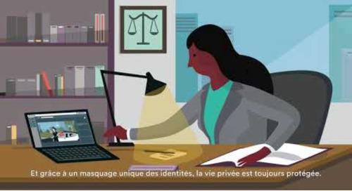 Genetec Clearance™- Gestion collaborative des preuves numériques