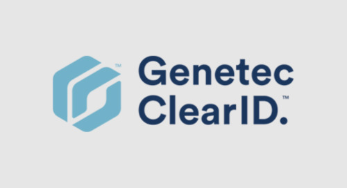 Genetec ClearID key features