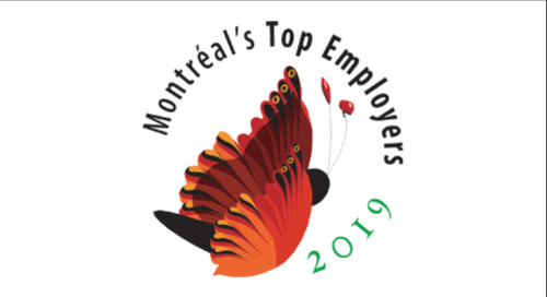 Top employer in Montreal for 2019