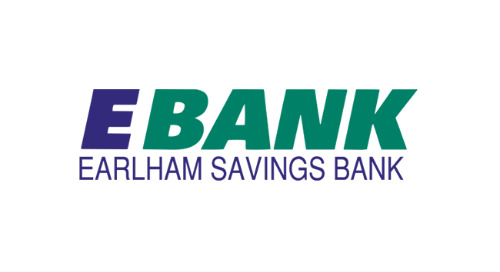 Unified video and ALPR at Earlham Savings Bank