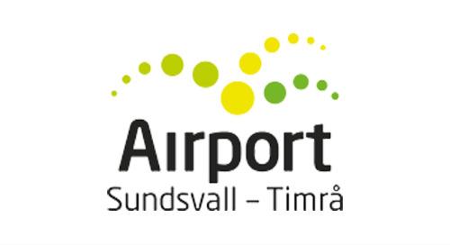 Sundsvall Timrå Airport