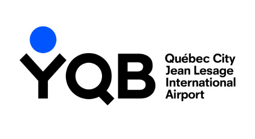 Québec City's Jean-Lesage International Airport with unified security systems