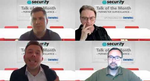 Perimeter panel with SecurityWorldMarket.com