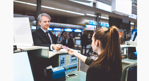 Airport badging process