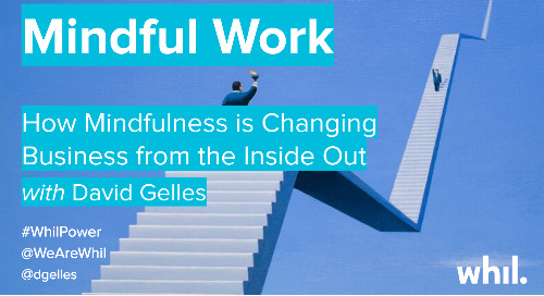 Webcast: Mindful Work (ft. David Gelles)
