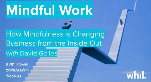 Webcast: Mindful Work (ft. David Gelles)