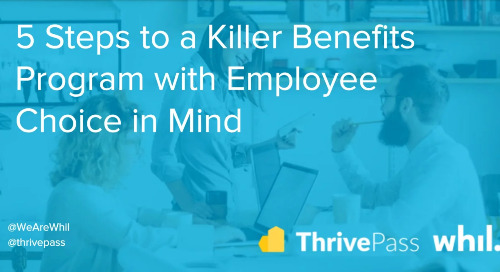 Webcast - 5 Steps to a Killer Benefits Program