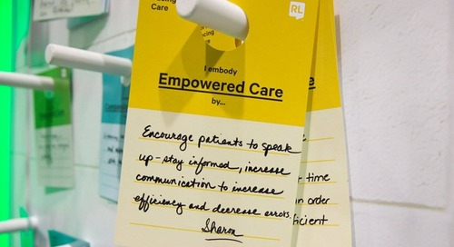 Things We Read and Loved: What's Your Language of Care?