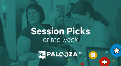 RL Palooza Sessions of the Week