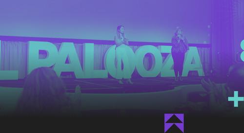 Top 10 Reasons to attend Palooza 2019