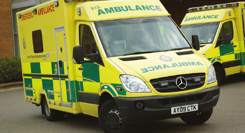 East of England Ambulance Service NHS Trust: Bringing Innovation to Patient Safety with RLDatix
