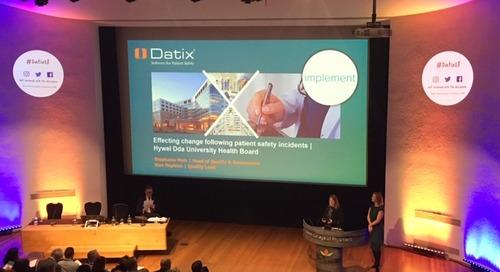 RLDatix Patient Safety Conference 2018