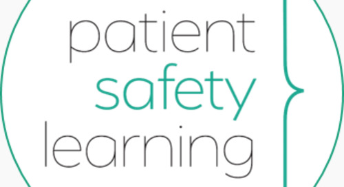 Patient Safety Learning