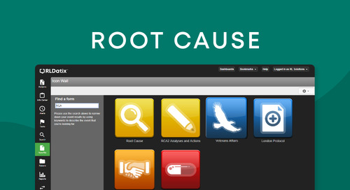 Discover the root causes of your adverse events