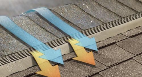 Ridge vent apparatus (Shingles fit inside)