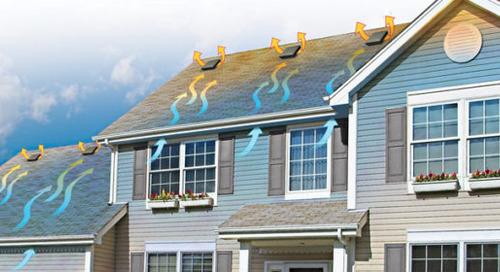 Petit lexique de la ventilation de toiture