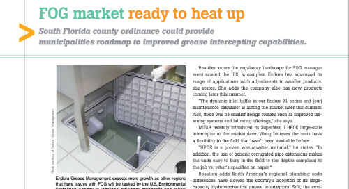 FOG Market Ready to Heat Up