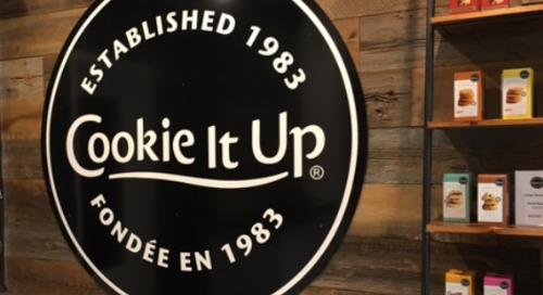 L'installation d'un séparateur de graisse dans la boulangerie Cookie It Up facilitée grâce à Endura