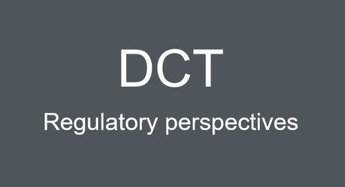 Decentralized trial tools and technologies are here to stay: A regulatory perspective