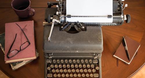 Sind Sie ein Thought Leader, und interessiert daran, für Constructible zu schreiben?