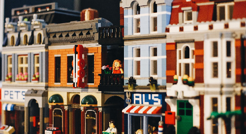 LEGO and Minecraft Can Teach You About BIM