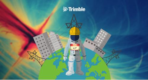 L'avenir de la construction arrive, grâce à l'IoT