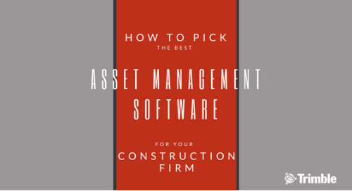 How to Pick The Best Asset Management Software In 5 Easy Steps [INFOGRAPHIC]