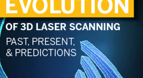 The Evolution of 3D Laser Scanning: Past, Present, and Predictions