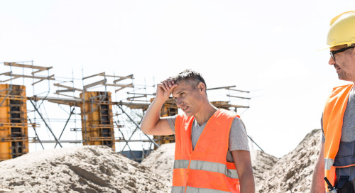 Mental Health and Suicide Prevention In Construction [STATS]