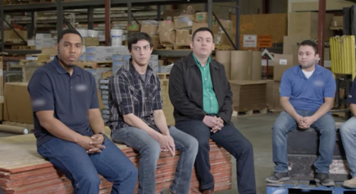 Construction Workers Respond to the Women's #MeToo Movement [VIDEO]