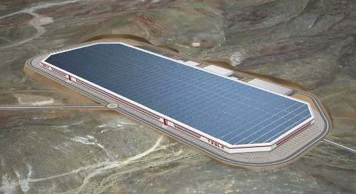 Designing & Building the Tesla Gigafactory with HD BIM