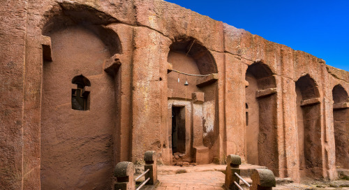 Centuries-Old Monolithic Construction Is On the Rise