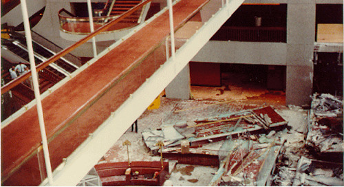 Hyatt Regency Walkway Collapse: The Deadly Consequences of Design Negligence [Video]