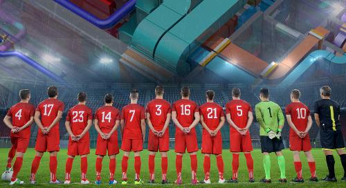 Scoren met BIM: wat we van het WK kunnen leren