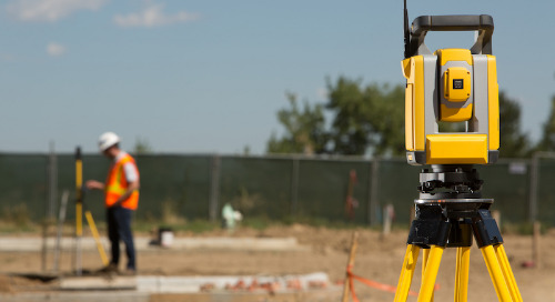Les implantations en projet de construction : Entre hier et aujourd'hui