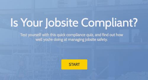 Is Your Jobsite Compliant? [QUIZ]