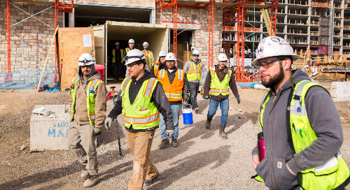 Did Laborers Fear the Wheel? Why New Tech Means New Skills