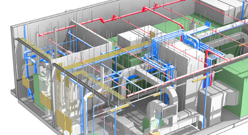 How HVAC LOD Levels Impact Your 3D BIM Model