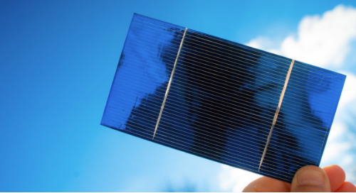 Flexible Solar Cells Could Let Buildings Generate Their Own Power