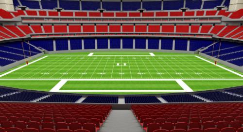 Football Stadiums of the Future