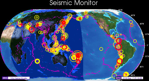 Taking the Shock Out of Earthquake Monitoring