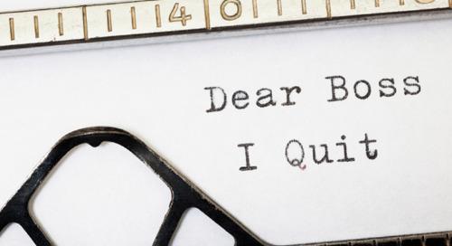Your Best Estimator Just Quit - Now What?